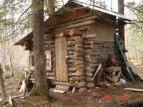 build  log cabin