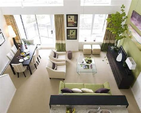 easy small living dining room combo decorating ideas
