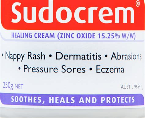 Sudocrem Healing Cream 250g Groceryruncomau