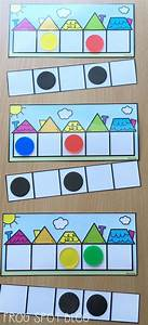 5 Frame Games | Math classroom, Learning numbers ...