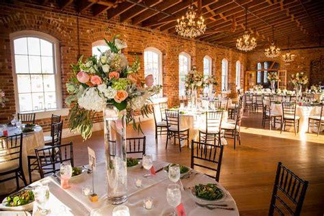 top  warehouse wedding venues   nc triangle