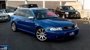 Audi Rs4 B5 Occasion : walk around 2001 audi b5 rs4 biturbo avant japanese car auction youtube ~ Medecine-chirurgie-esthetiques.com Avis de Voitures