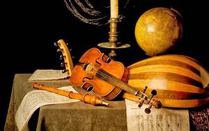 Musical Instruments HD Wallpapers - Fine Food