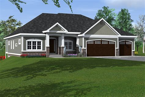 single craftsman style house plans one homes house plan 2017