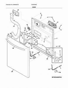 Looking For Frigidaire Model Fgid2466qf6a Dishwasher