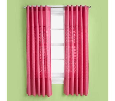 Dotted Swiss Priscilla Curtains by 1000 Ideas About Pink Eyelet Curtains On