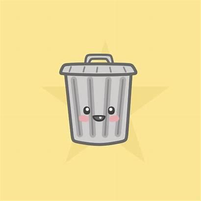Garbage Clipart Boy Trash Pedal Giphy Gifs