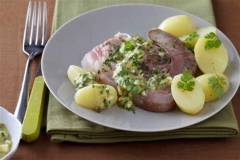 cuisiner la tete de veau recette de tête de veau sauce gribiche facile et rapide
