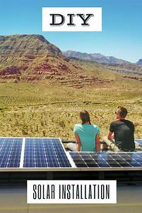 Easy To Follow Instructions For How To Install Solar On A
