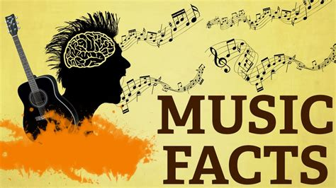 8 Interesting Facts About Music