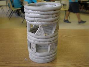 Mr. Young's Ceramics Class: Coil Projects Started