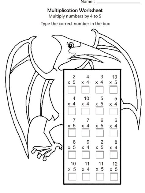 color by number multiplication best coloring pages for