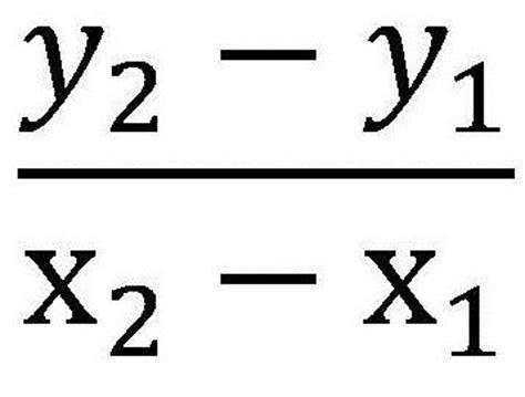 Rate Of Change Formula  Algebra Pinterest