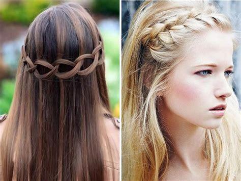 popular straight hairstyles   wedding everafterguide