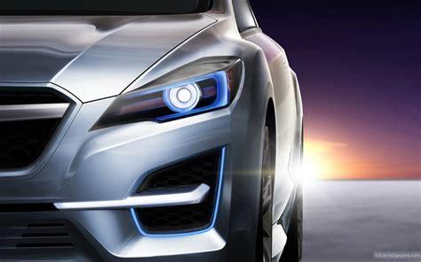 subaru impreza concept car  wallpaper hd car wallpapers