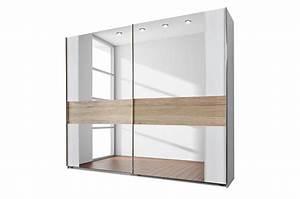 Porte Coulissante Miroir : armoire porte coulissante miroir pour armoire dressing ~ Carolinahurricanesstore.com Idées de Décoration