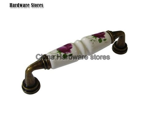 decorative door handles and knobs decorative door knob handle hardware wholesale and retail shipping discount 50pcs lot am05 ab
