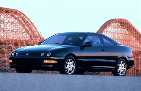 acura integra history review top speed