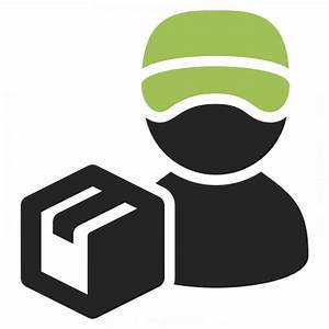 Delivery Man Icon & IconExperience - Professional Icons ...