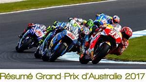 Gp Australie 2017 : r sum grand prix d 39 australie 2017 motogp youtube ~ Maxctalentgroup.com Avis de Voitures