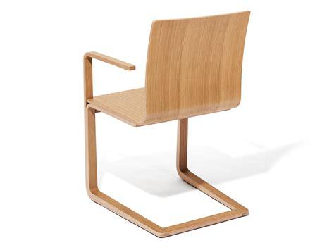 Stuhl Freischwinger Holz by Mojo Stuhl Aus Holz By Ton Design Michal Riabic