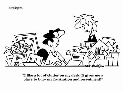 Buried Paperwork Office Cartoons Paper Manager Picks