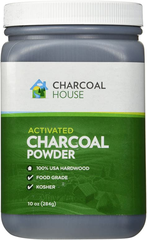 Amazon.com: Charcoal House Activated Charcoal Tablets