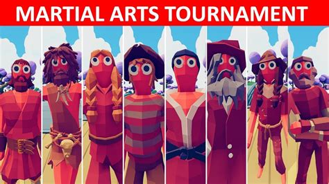 tabs martial arts tournament mini story totally