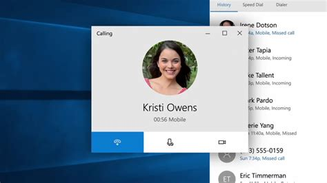 microsoft teases like feature for phone calls in