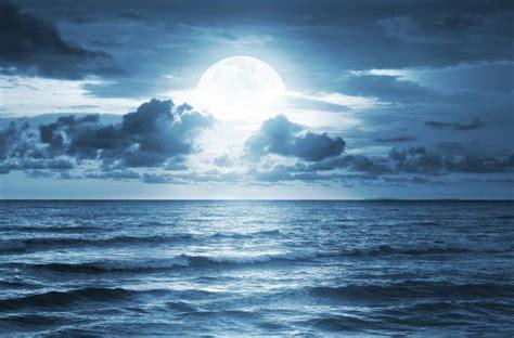 bureau style marin fond d 39 écran pleine lune scène dramatique la
