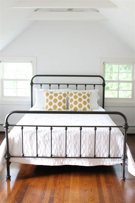 wrought iron bed decorating ideas iron bed bedroom vintage iron beds fall home decor