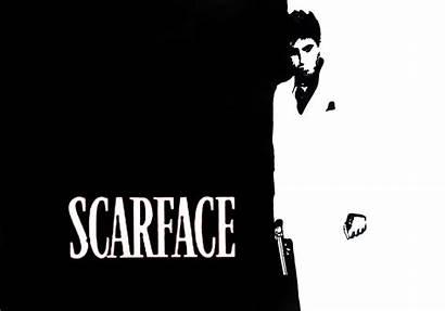 Scarface Vectorified Logos