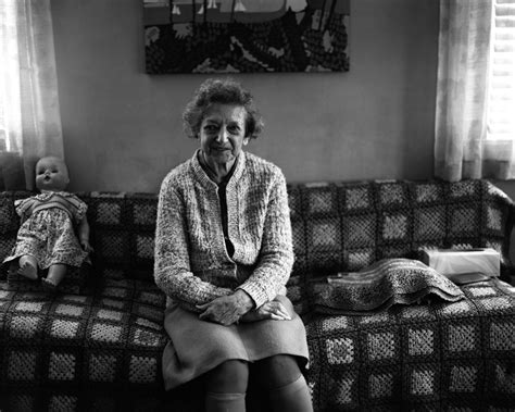 Rosa My 89 Year Old Great Aunt Sits In The Living Room Of