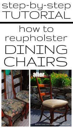 recover dining chairs on dining chair cushions