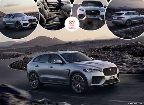 2019 Jaguar Fpace Svr Caricoscom