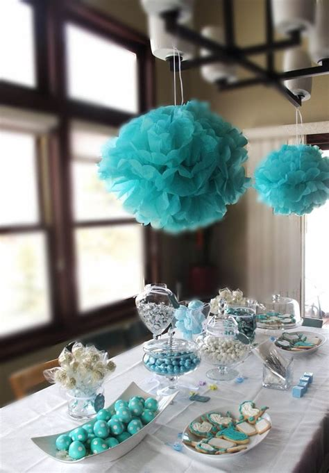 blue baby shower 25 best ideas about baby showers on