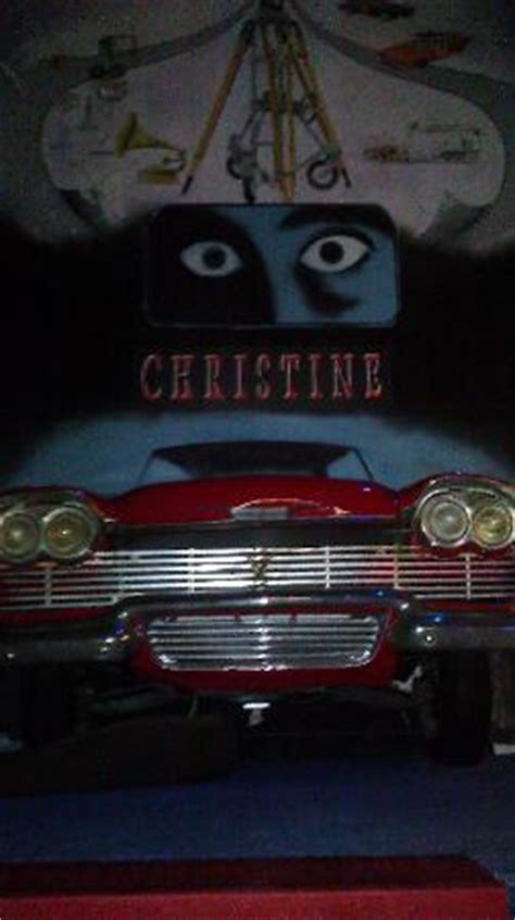 christine picture  hollywood star cars museum