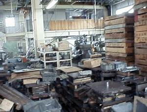 Injection Mold Press Production Tool Die Mold Management Solutions