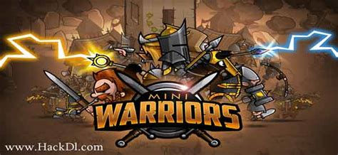 mini warriors hack  unlimited money apkdata hackdl