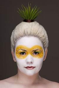 Ananas Kostüm Selber Machen : die besten 25 gestiefelter kater schminken ideen auf pinterest b se clown schminke ~ Frokenaadalensverden.com Haus und Dekorationen