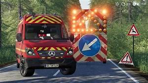 Elw Mercedes-benz Sprinter For Ls19