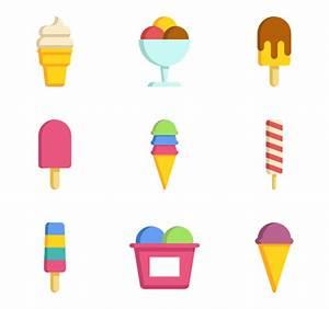 Ice cream Icons - 2,118 free vector icons