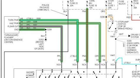 Wiring Diagram For 1999 Chevy Silverado by 1999 Chevy Silverado Need The Wiring Diagram For The Turn S