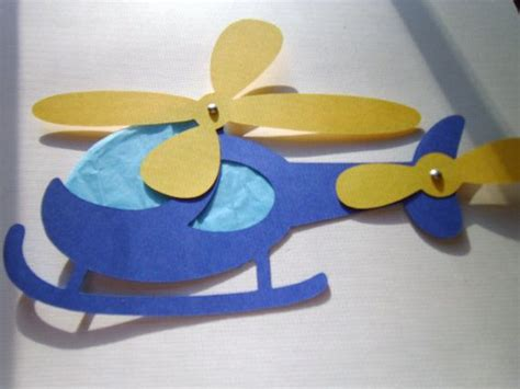 paper helicopter with moving blades craft kit by 629 | d0e0dd59e58e414f1443c94b881ebb25