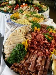 food ideas for wedding reception buffet food displays eagle scout luncheon food displays wedding reception