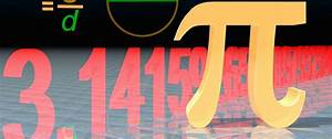 Why Pi Day 2016 Is Extra-special