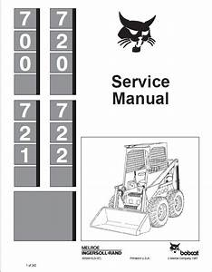 Bobcat 720 Parts Diagrams  Engine  Wiring Diagram Images