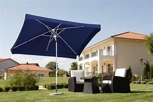 sonnenschirm aus alu schirm shop With französischer balkon mit sonnenschirm 200 x 300 knickbar