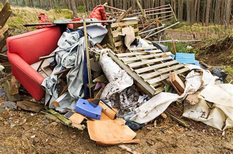 call  fly tipping review  incidents continue