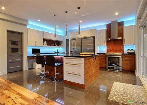 deco cuisine blanc et dix cuisines de rêve qui vous feront dire le blogue duproprio